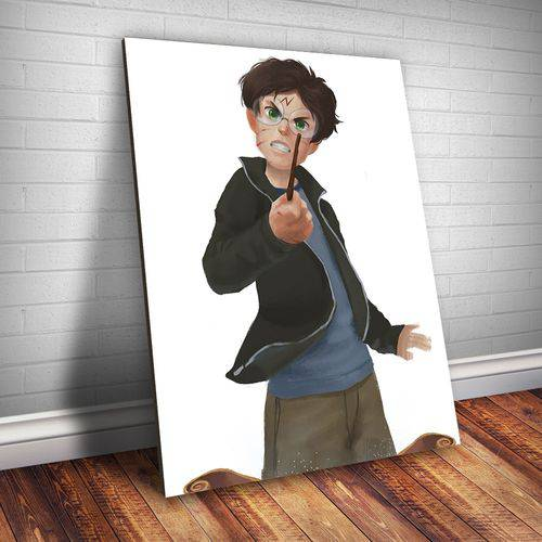 Placa Decorativa Harry Potter 44