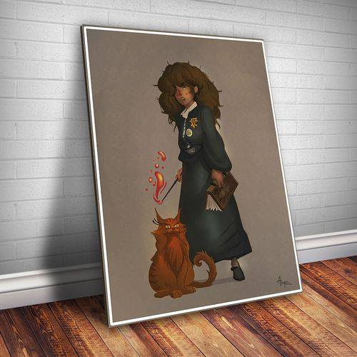Placa Decorativa Harry Potter 49