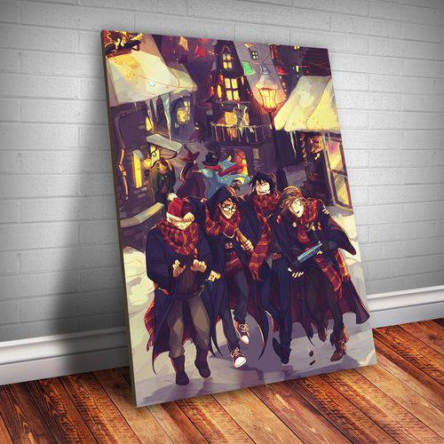 Placa Decorativa Harry Potter 8