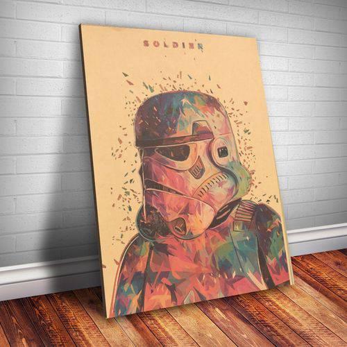 Placa Decorativa Star Wars 20