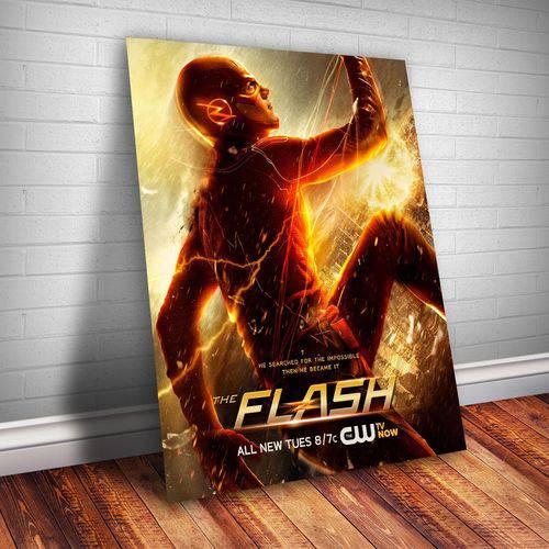 Placa Decorativa The Flash 1