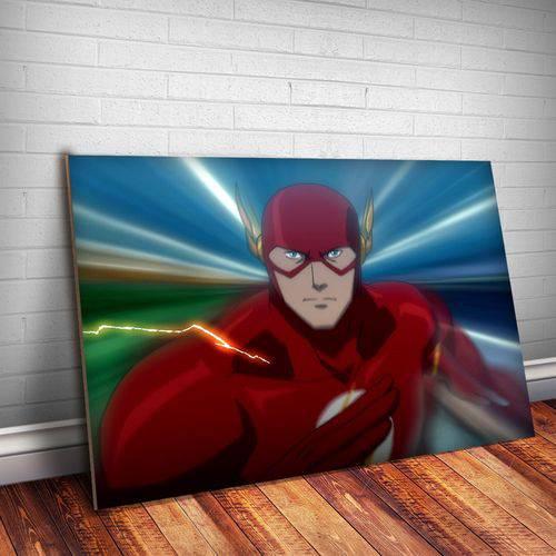 Placa Decorativa The Flash 5