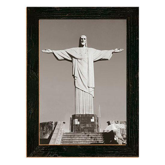 Placa Decorativo em MDF 26,5x35,5 Rio de Janeiro DHPM5-116 - Litoarte