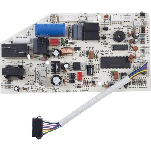 Placa Eletrônica Ar Condicionado Split Midea 830203004