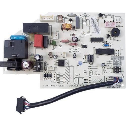 Placa Eletrônica Ar Condicionado Split Midea 830202007