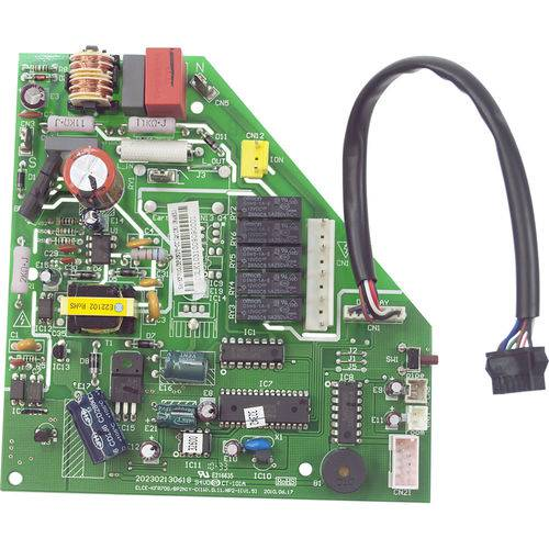 Placa Eletrônica Ar Condicionado Split Midea 830222045