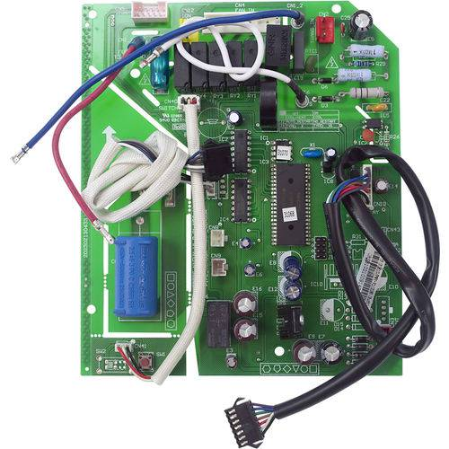Placa Eletrônica Ar Condicionado Split Midea 830207051