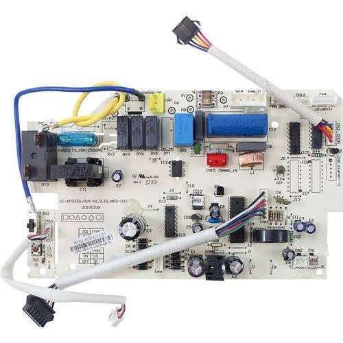 Placa Eletrônica Ar Condicionado Split Midea 830208217