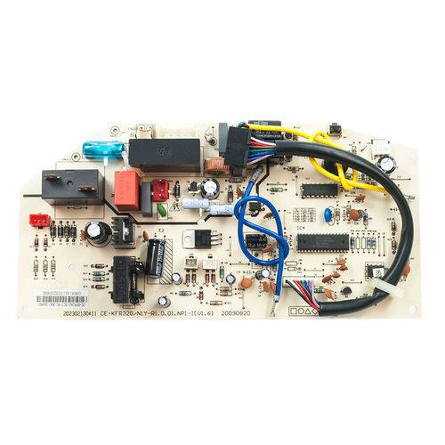 Placa Eletrônica Ar Condicionado Split Midea 830210067