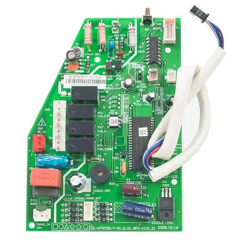 Placa Eletrônica Ar Condicionado Split Midea 830210075
