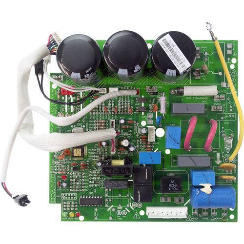 Placa Eletrônica Ar Condicionado Split Midea 830122048