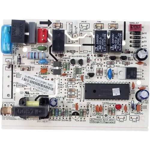 Placa Eletrônica Ar Condicionado Split Midea 830107029