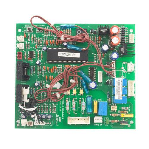 Placa Eletrônica Ar Condicionado Split Midea 830109049