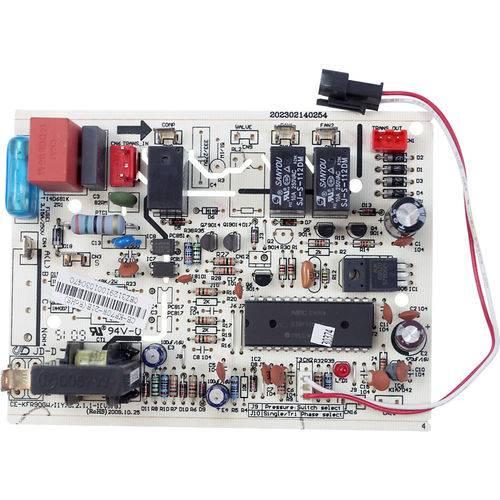 Placa Eletrônica Ar Condicionado Split Midea 830110066