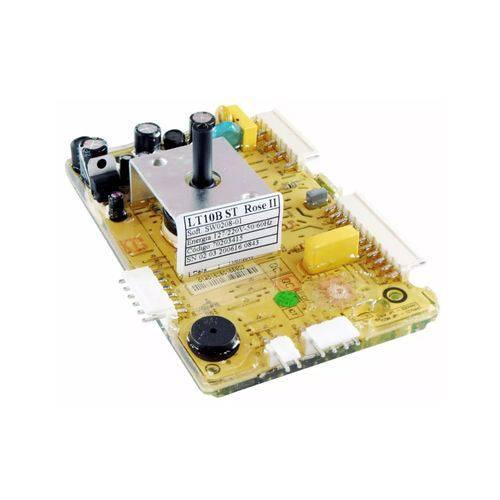 Placa Eletrônica de Potência para Lavadora Electrolux Lt10b St Rose Ii 70203415 Original