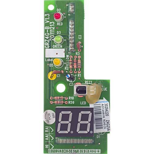 Placa Eletrônica Display Receptora Ar Condicionado Split Gree 30294220