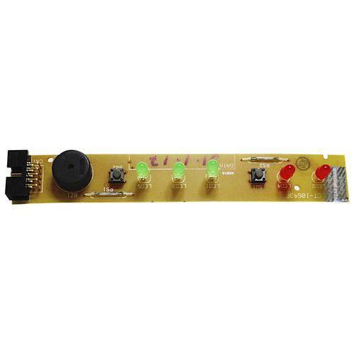 Placa ELETRÔNICA Interface Refrigerador Brastemp Bivolt 326023269