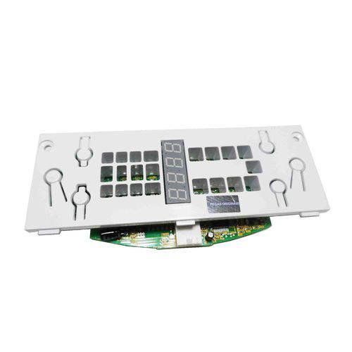 Placa Eletrônica Interface Refrigerador Brastemp Bivolt W10169885