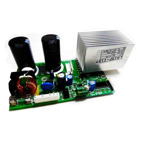 Placa Eletrônica Inversora Lavadora Electrolux 127v 70201565