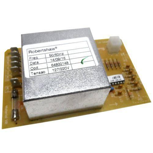 Placa ELETRÔNICA Lavadora Electrolux 127V 64800148