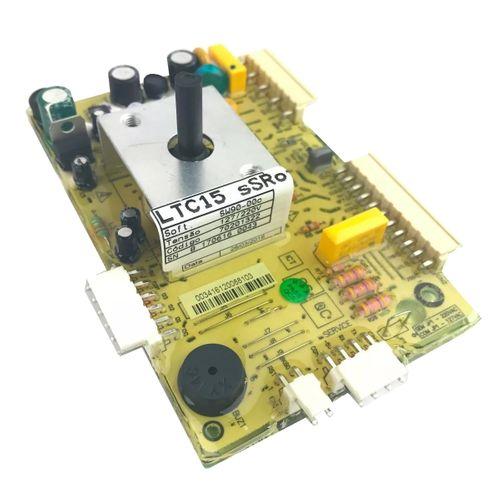 Placa Eletrônica Potência Lavadora Electrolux Ltc15 Versão II - 70201322