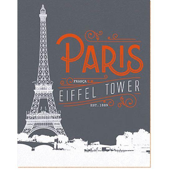 Placa em Mdf e Papel Decor Home França Dhpm-011 - Litoarte