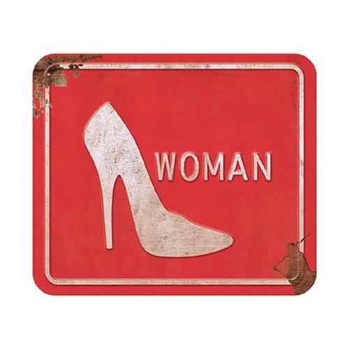Placa em Mdf e Papel Decor Home Woman Dhpm-032 - Litoarte