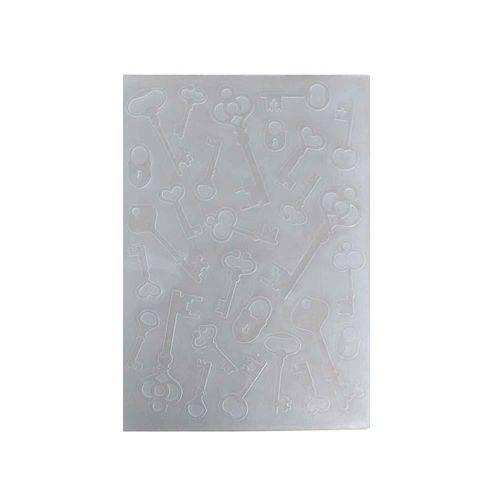 Placa Emboss 5x7 127x177mm Ref.Pe002-2
