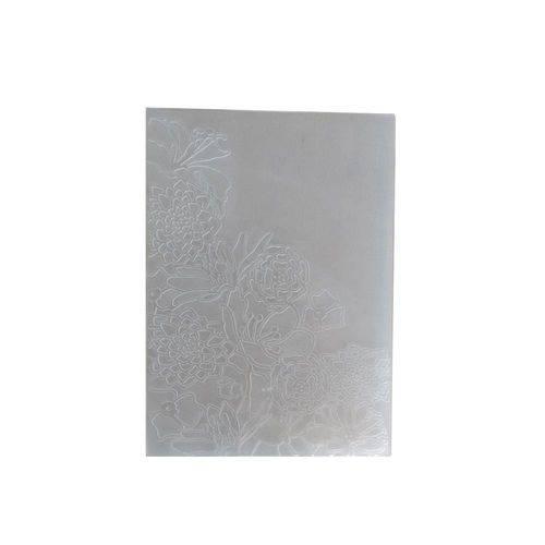 Placa Emboss A6 106x150mm Ref.Pe001-27