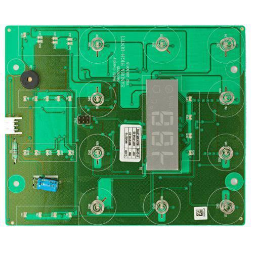 Placa Interface - Dfi80 Di80x Bivolt