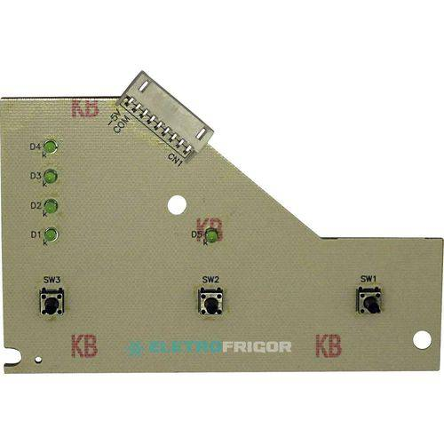 Placa Interface Lavadora Electrolux 40112