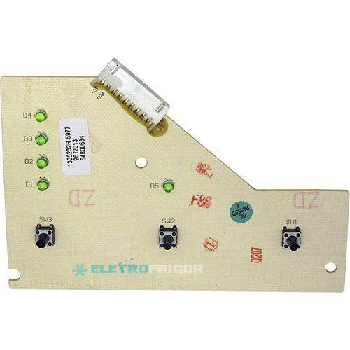 Placa Interface Lavadora Electrolux Lt12 Lte12 64800634