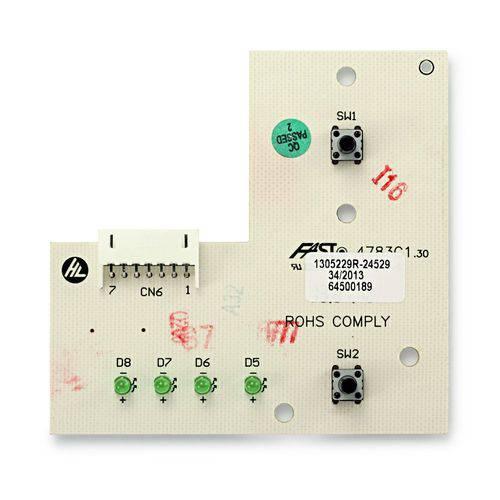 Placa Interface Lavadora Electrolux Lte09 Bivolt