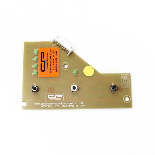 Placa Interface Lavadora Electrolux Lte12 Lt12 Cp1118