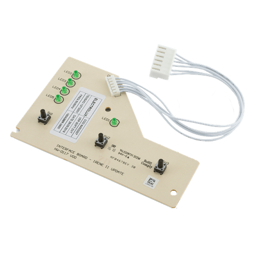 Placa Interface Lavadora - Lte12