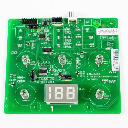 Placa Interface Refrigerador Electrolux Df80 64502352