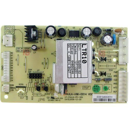 Placa Lavadora Electrolux 127v 64800246 Ltr10