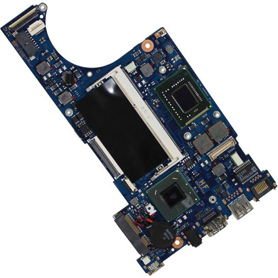 Placa Mãe Notebook Samsung Ba41-02022a Core I3 2GB (11367)