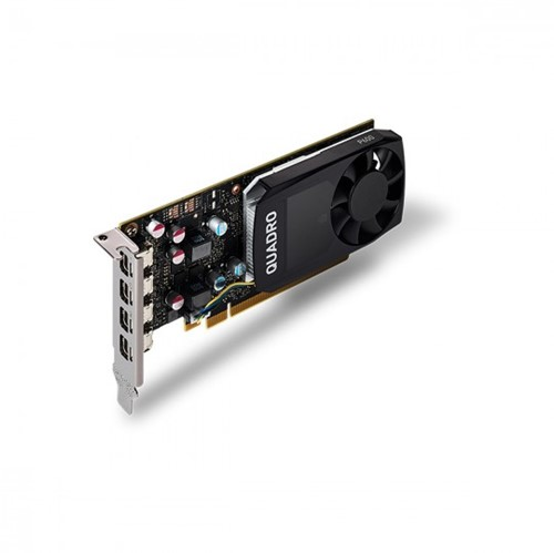 Placa Nvidia Quadro P600 2gb Gdd5 128 Bits Vcqp600-porpb