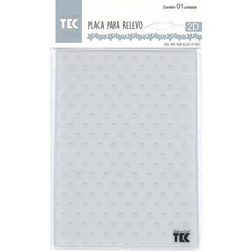 Placa para Relevo 2d Elegance Toke e Crie 127 X 177 Mm - Poá 20926 - Ppr012