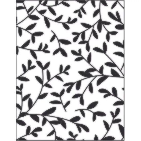 Placa para Relevo 2D Elegance Toke e Crie PPR007 13,9x10,7 Galhos