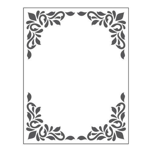 Placa para Relevo 2D em Papel Quadro Decorativo Toke e Crie