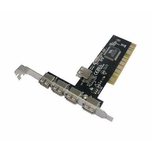 Placa PCI com 5 Portas USB 2.0