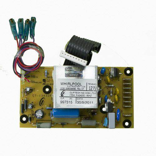 Placa Potência Lavadora Brastemp Smart 326009082 Bwb22a
