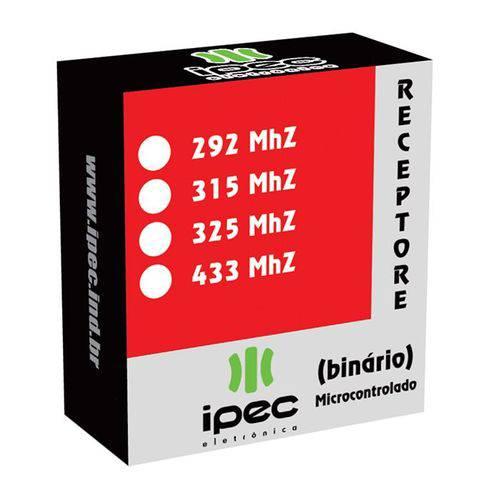 Placa Receptora Binária Microcontrolada Ipec