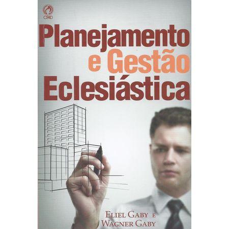 Planejamento e Gestão Eclesiástica