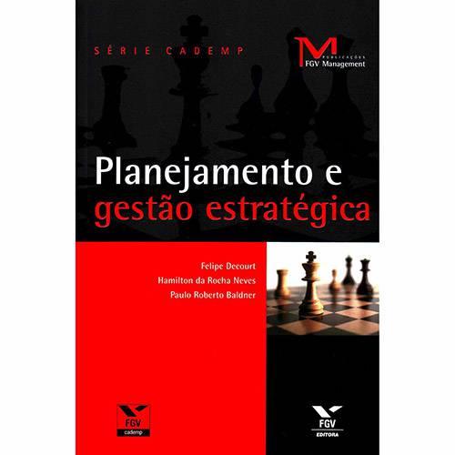 Planejamento e Gestão Estratégica - Série Cademp