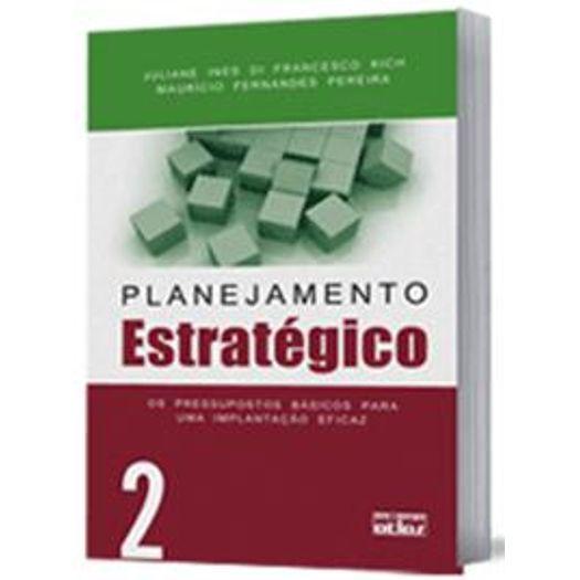 Planejamento Estratégico - Vol 2