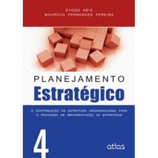 Planejamento Estratégico - Vol 4