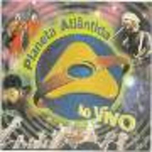 Planeta Atlantica - ao Vivo 2002